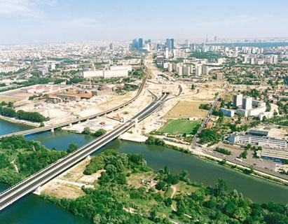 expertise « Développement Durable » pour le projet Seine-Arche